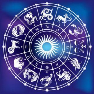 Produktbild für Monatshoroskop: Darstellung des Tierkreis